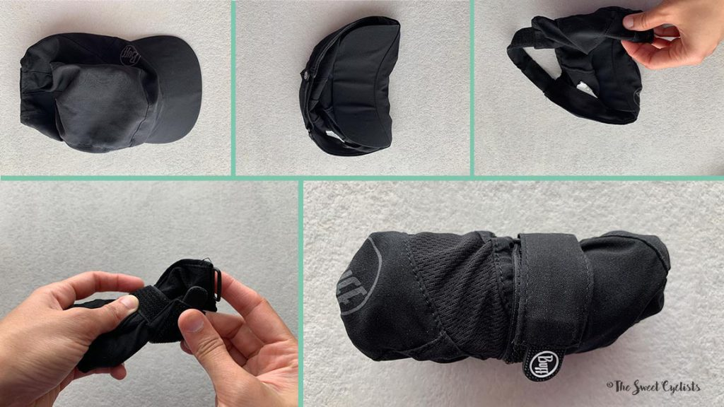 Buff Pack Trek Cap - folding