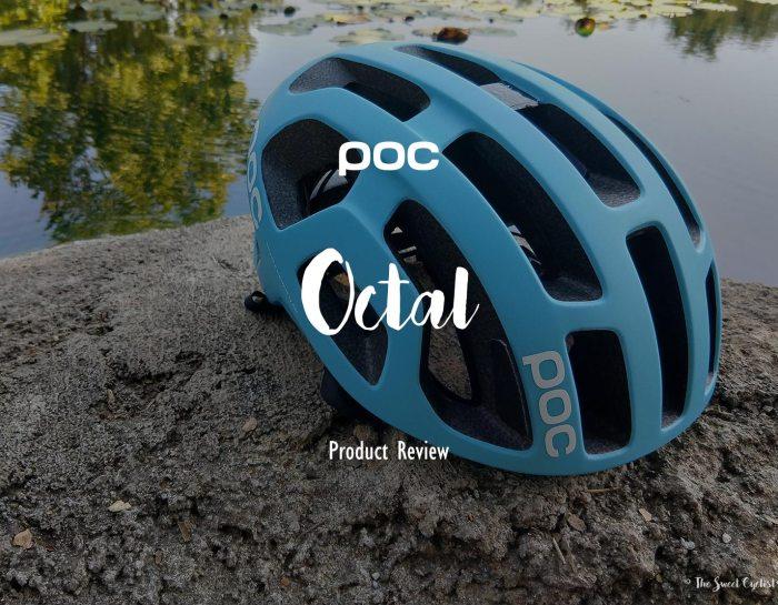 POC's minimalist Octal cycling helmet