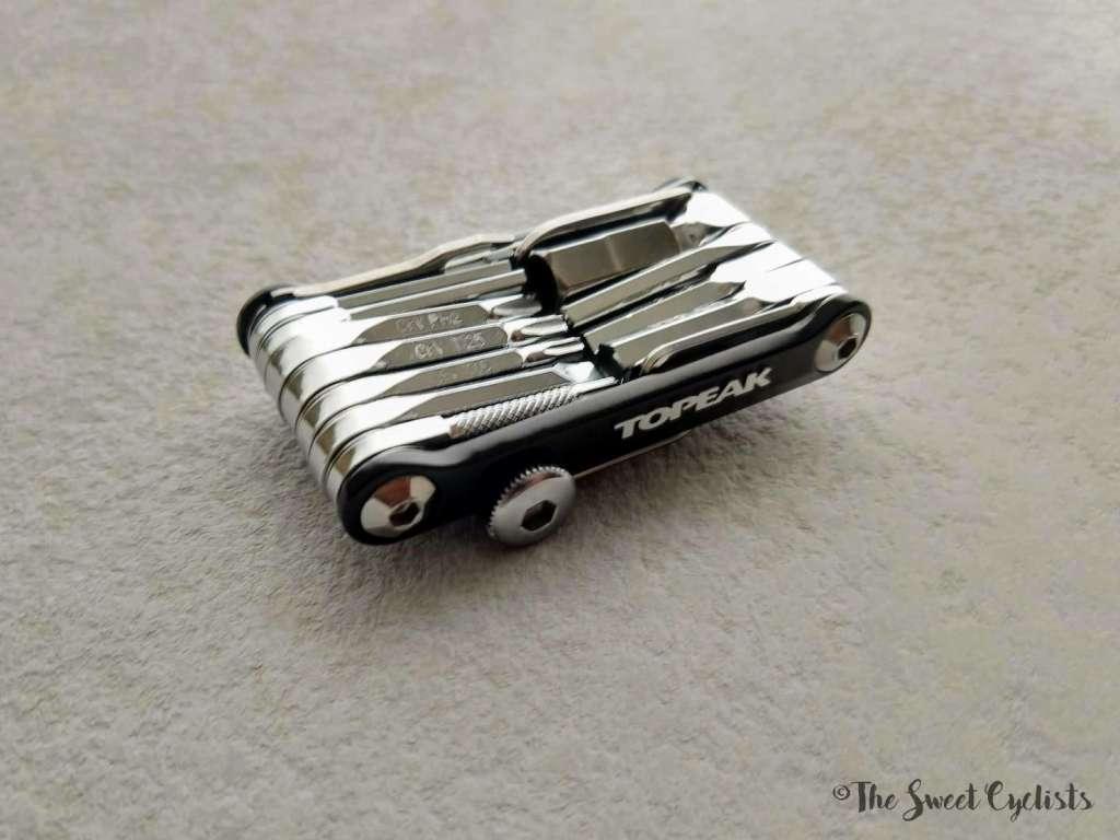 Topeak Mini PT30 - design