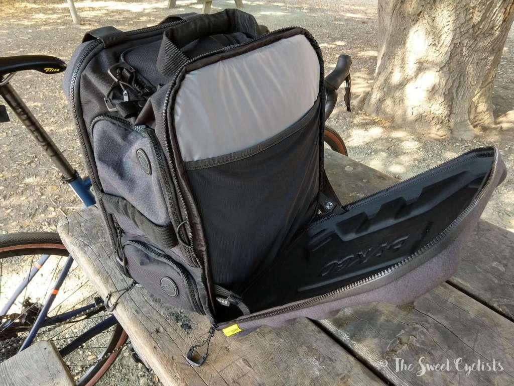 Topeak PakGo GearPack - inside