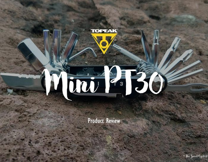 Topeak Mini PT30, the Swiss Knife of bike tools
