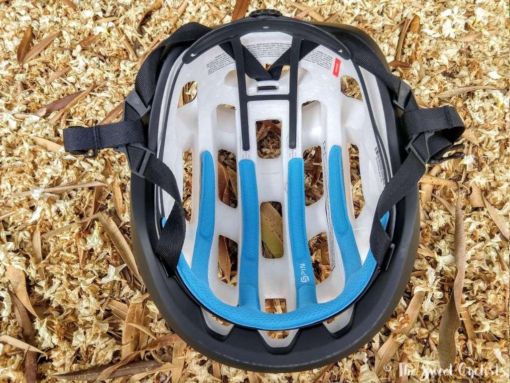 POC Ventral Air SPIN NFC helmet - inside