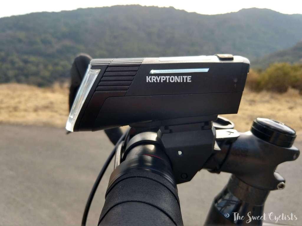 Kryptonite Incite X8 - profile
