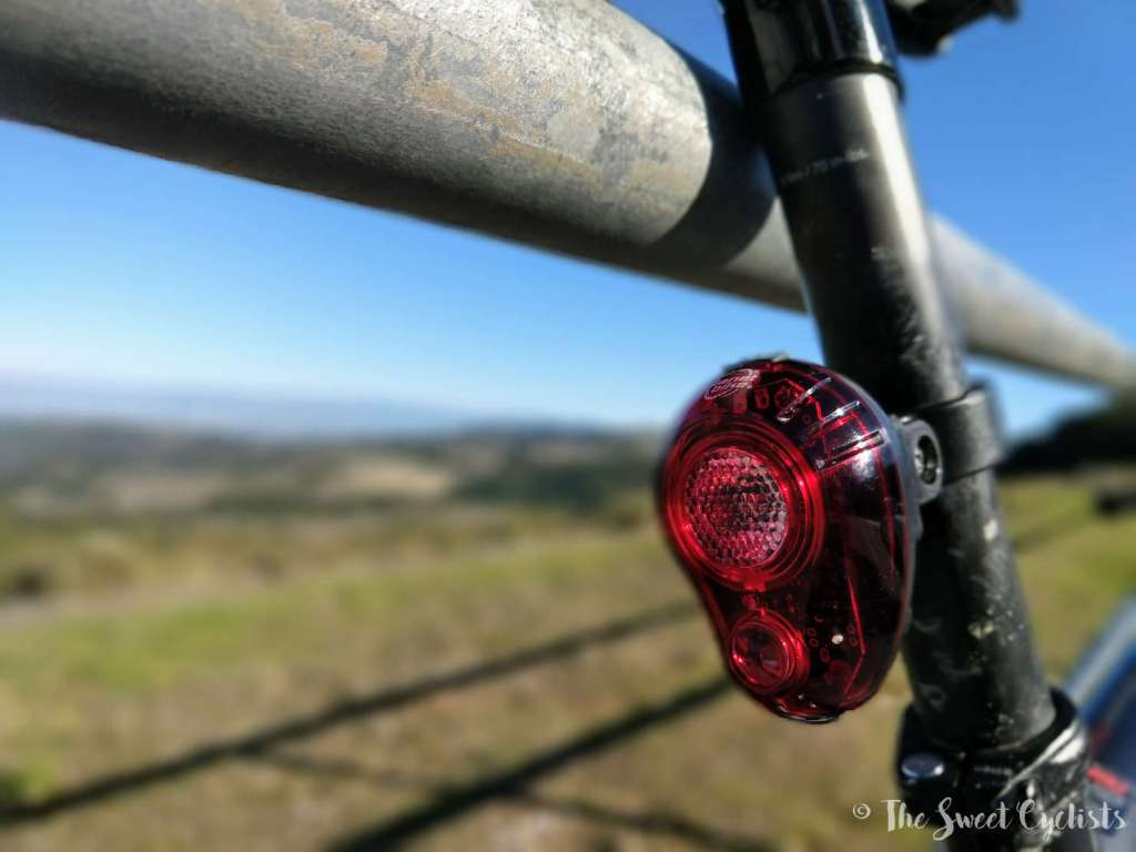 Planet Bike Rojo Tail light