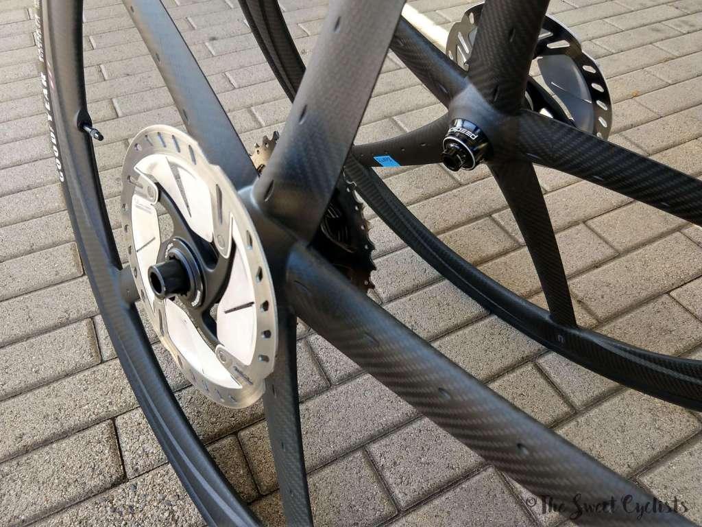 XeNTiS Mark3 SL Wheels - Hub