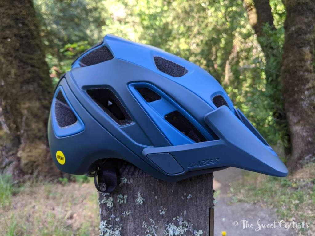 Lazer Jackal MIPS Helmet- Side