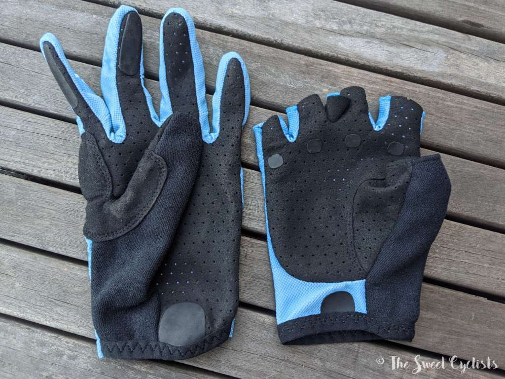 POC Essential Gloves - Fingered and Fingerless Comparison