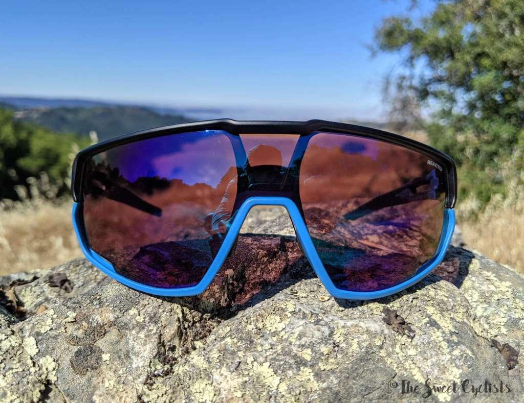 Julbo Rush Cycling Sunglasses - Silhouette