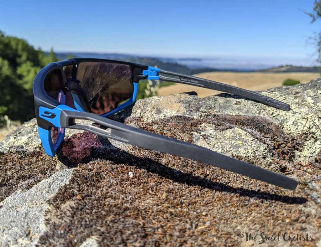 Julbo Rush Cycling Sunglasses - Temples