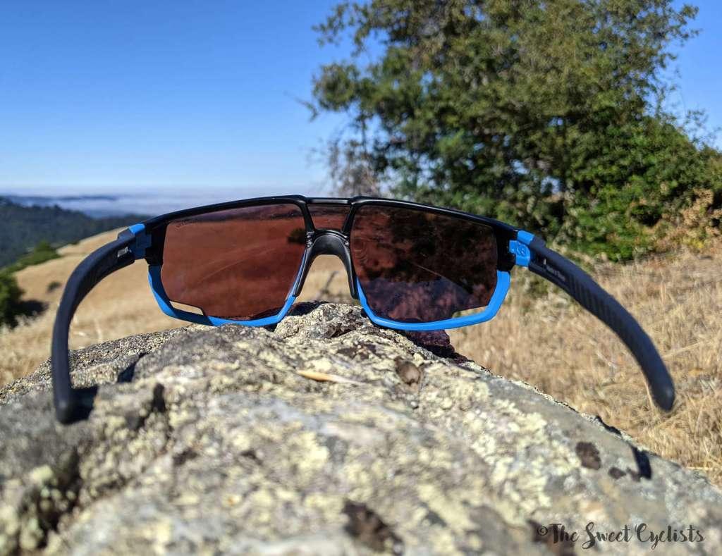 Julbo Rush Cycling Sunglasses - Inside