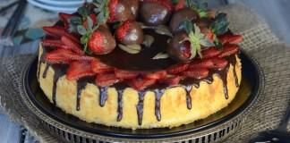 French cheesecake recipe