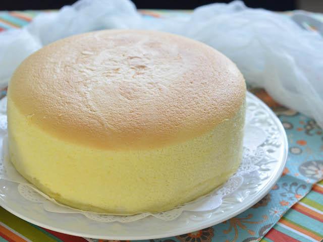 Japanese Cheesecake Photo