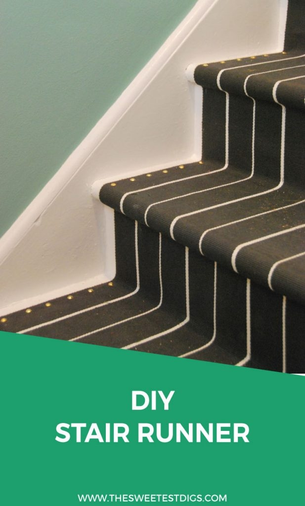 Diy Stair Runner How To Install A Diy Stair Runner With | Carpet Stair Treads Ikea