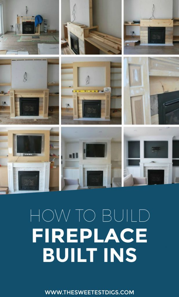 living room fireplace off centered discount how to design and build gorgeous diy built ins the want some in your building these cabinets