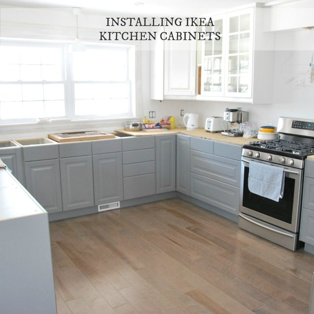 ikea kitchen cabinets www ninja com installing cabinetry our experience the sweetest digs