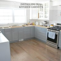 installing IKEA kitchen cabinetry: our experience - the ...