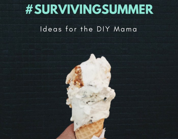 Summer Staycations – DIY Mommin