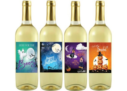 H wine labels