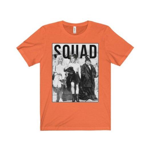 squad shirt