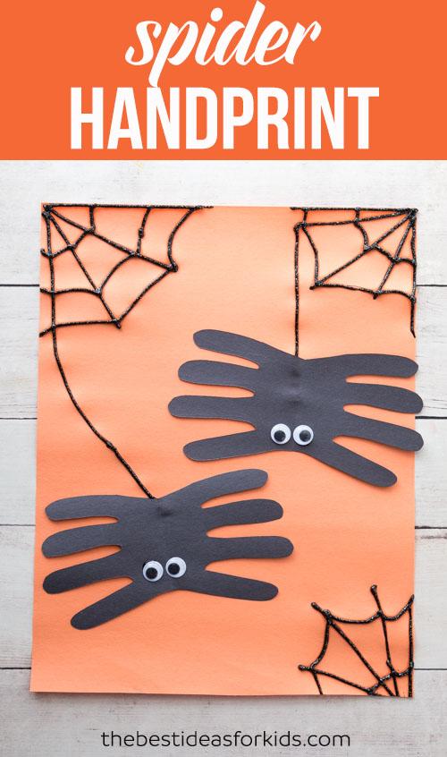 Spider-Handprint
