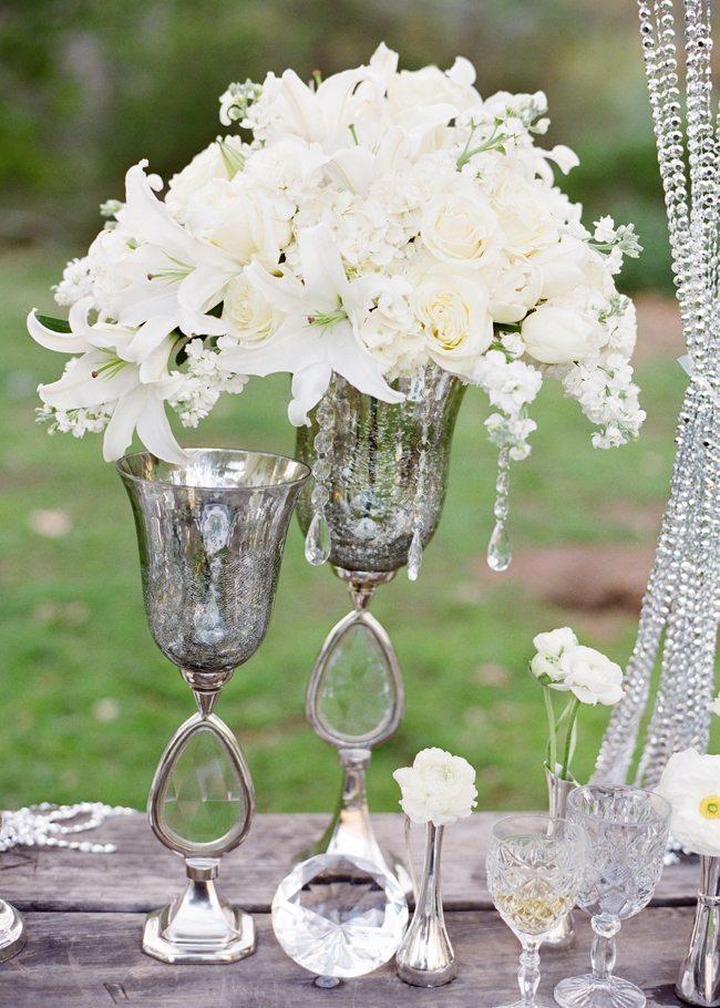 Glamorous Wedding Style Under The Trees The Sweetest