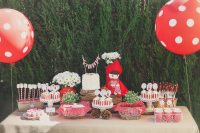 A Little Red Riding Hood Birthday Party - The Sweetest ...