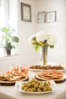 Cozy Fall Housewarming Party - Sweetest Occasion