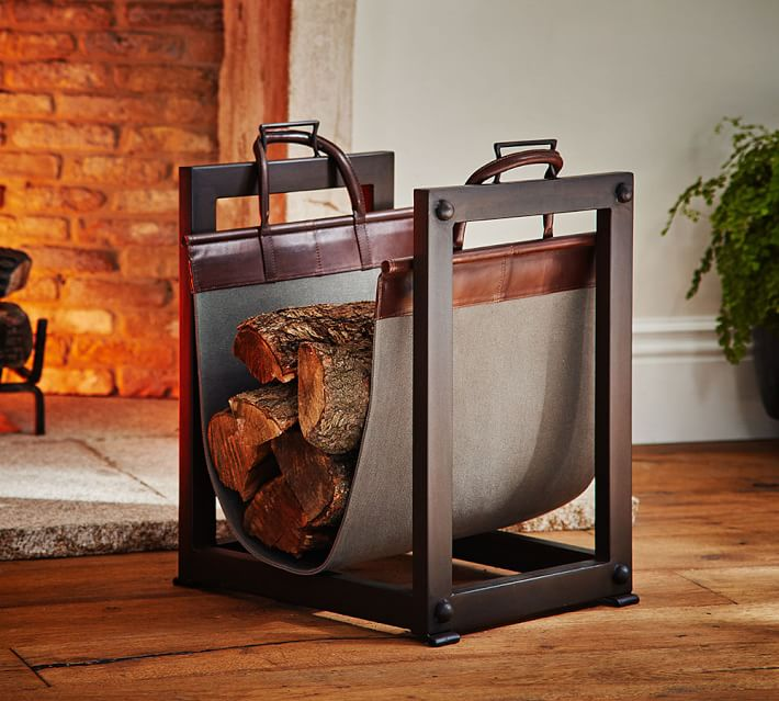 living room firewood holder small accent wall ideas 40 best diy indoor rack and storage