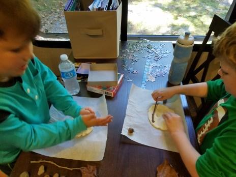 Making imprints