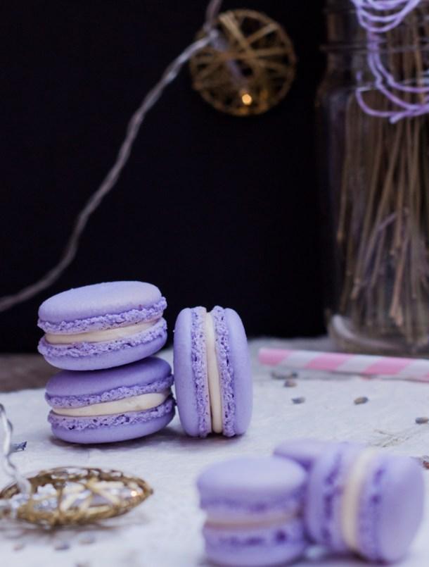 Mini French Macarons