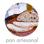 recetas de pan artesanal