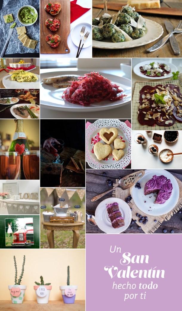 Un San Valentin hecho todo por ti, 16 ideas para celebrar
