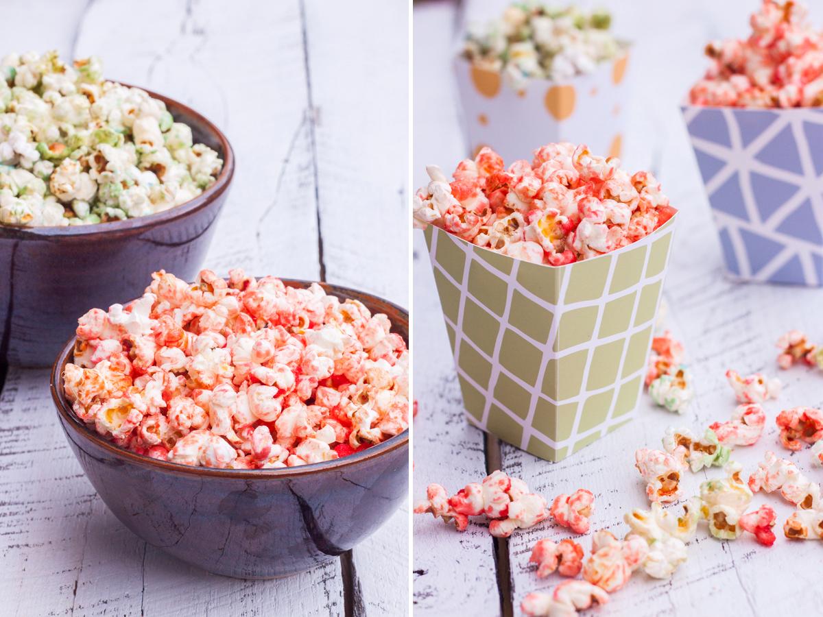 kettle corn - palomitas de colores