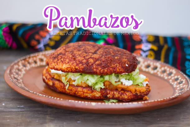 pambazos receta mexicana