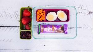 Cómo preparar un Lunchbox Perfecto en 4 pasos con @annieshomegrown