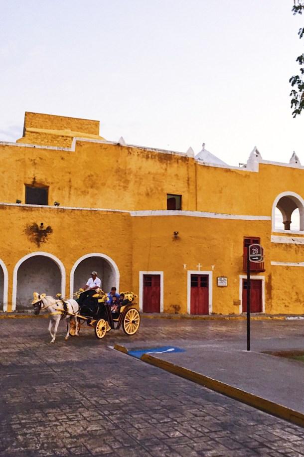 Calandria en Izamal, Yucatán