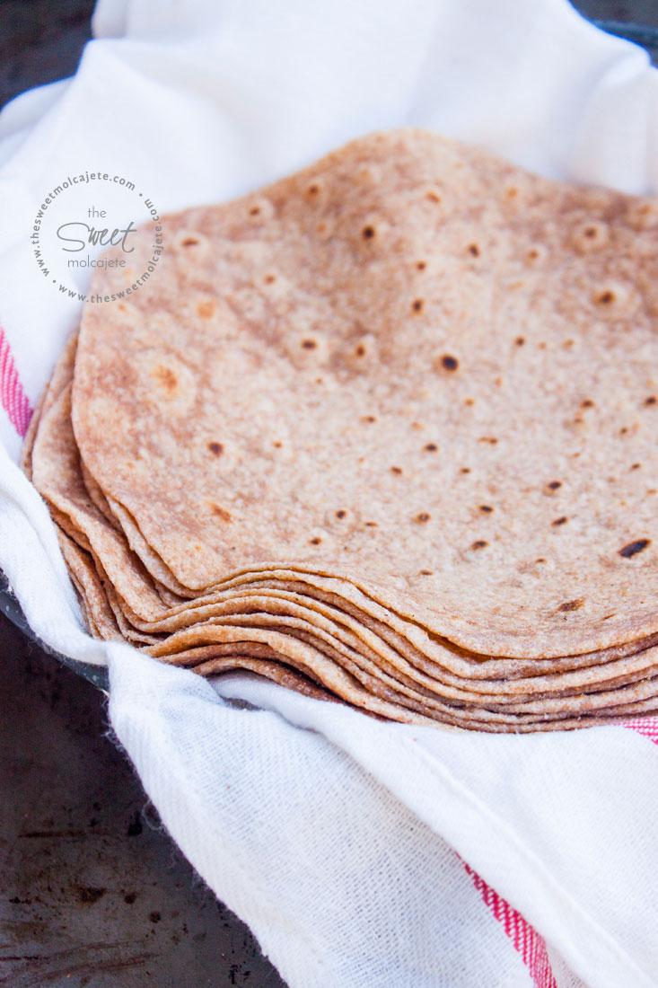 Receta tortilla 2 personas
