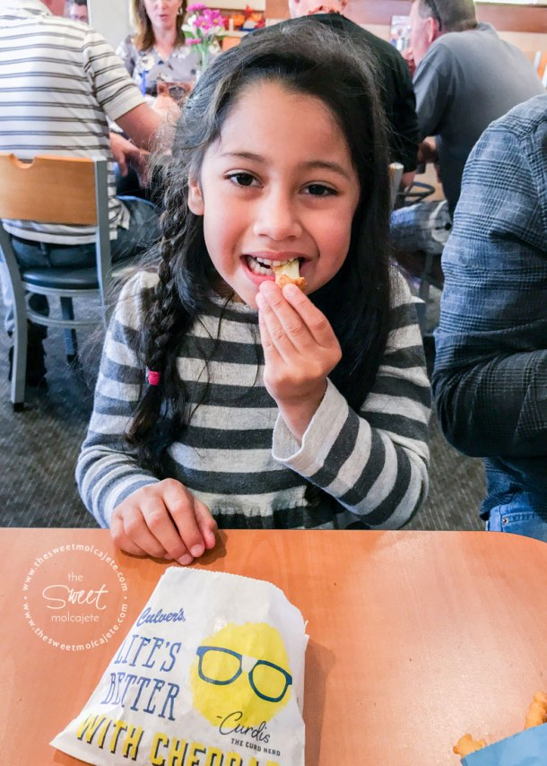 Celebrate National Cheese Curd Day at Culver's