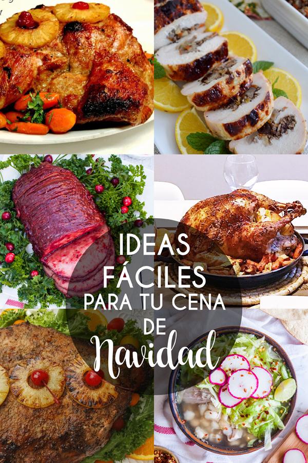 IDEAS FÁCILES PARA TU CENA DE NAVIDAD , the sweet molcajete
