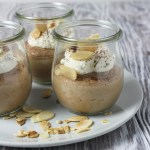 Chocolate Almond Cheesecake Mousse
