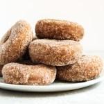 Baked Apple Cider Donuts-2