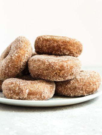 Baked Apple Cider Donuts-2
