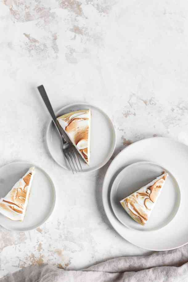 Lemon Mascarpone Cheesecake-5