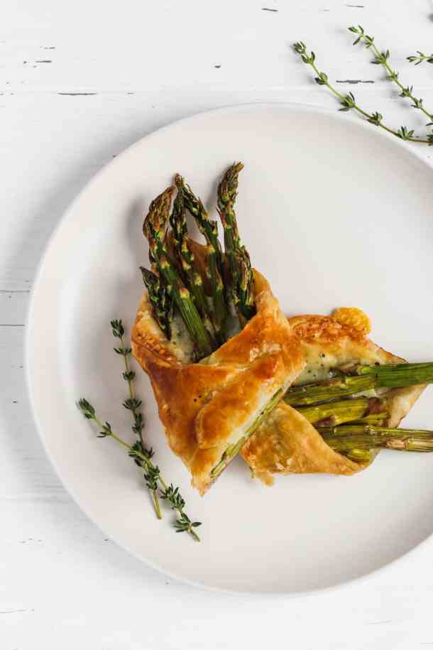 Asparagus Puff Pastry-5