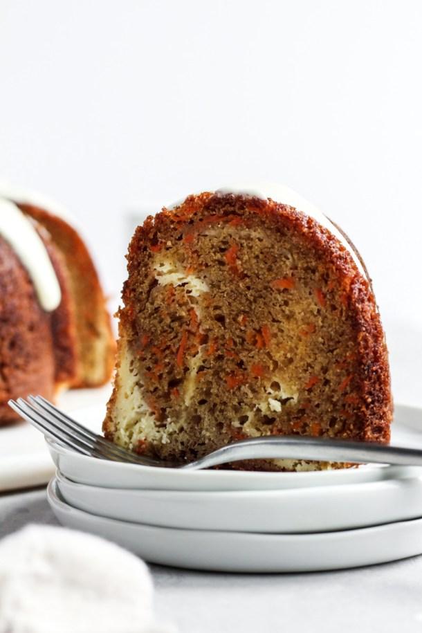 Carrot Bundt Cake-4