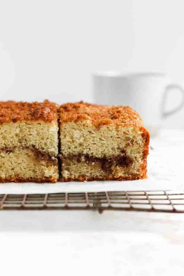 Cinnamon Roll Coffee Cake-1