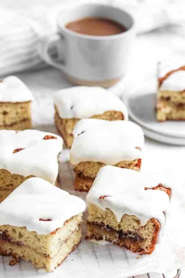 Cinnamon Roll Coffee Cake-5