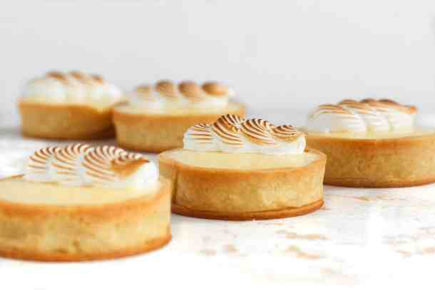 Lemon Tarts-1