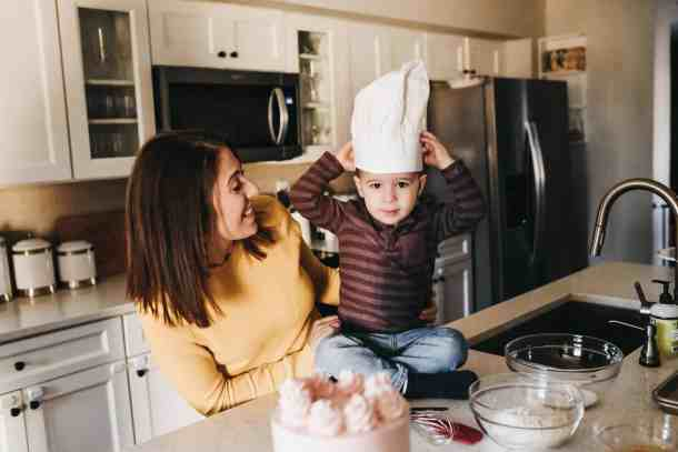 Baking with kids-4