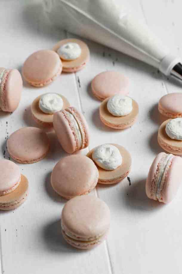 Vanilla Macaron-1